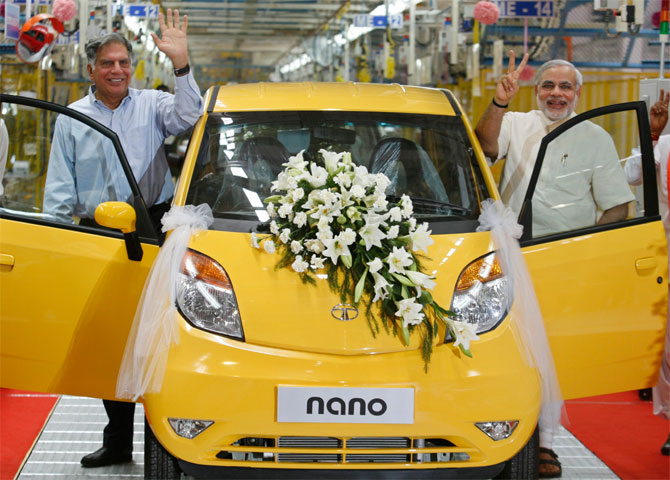 From safety issues to cheap car tag, Nano is a self induced mess