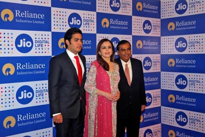 How Mukesh Ambani re-invented Reliance again