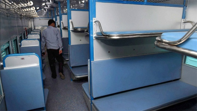 Humsafar Express The All New 3 Tier Ac Train To Roll Out