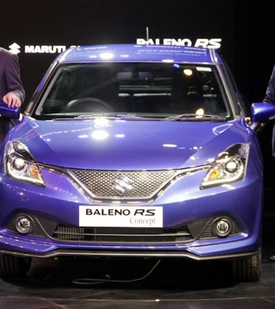 5 things to know about the Maruti Baleno RS