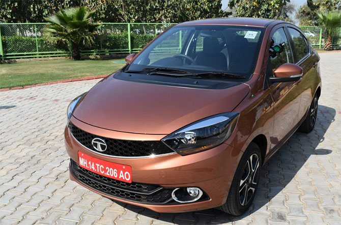 Tigor, the latest style statement from Tata Motors