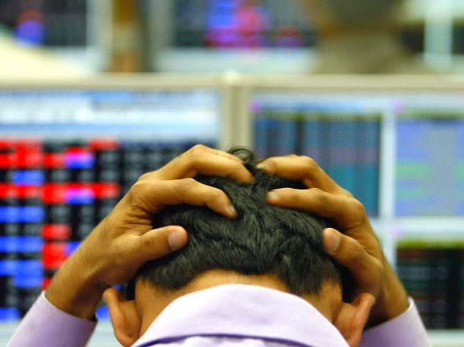 Investor wealth takes Rs 1.43 lakh-cr knock as stocks plummet