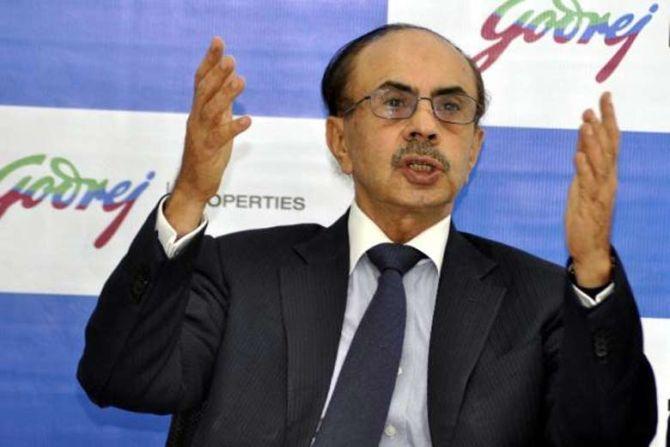 GST will boost India's economy: Godrej