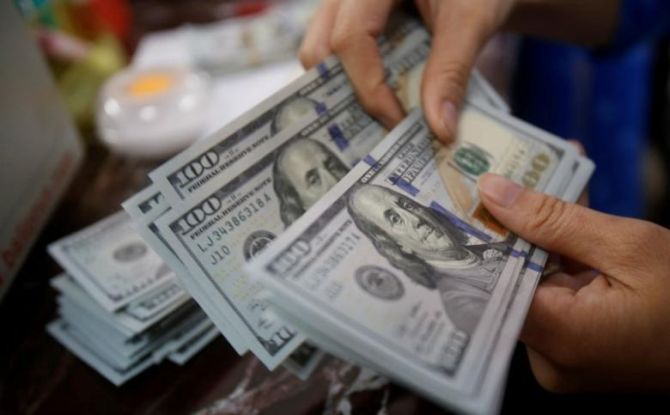 Forex reserves at record $476.12 billion