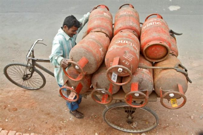 Prices of non-subsidised cooking gas, ATF cut