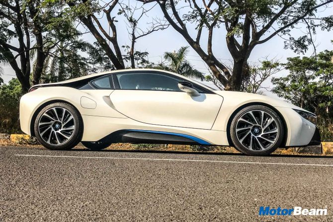 From 0 100 Km In Just 4 4 Seconds That S Bmw I8 Rediff Com Business