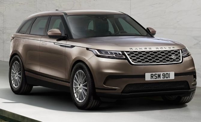 Pay Rs 78.8 lakh and drive home in a Range Rover Velar
