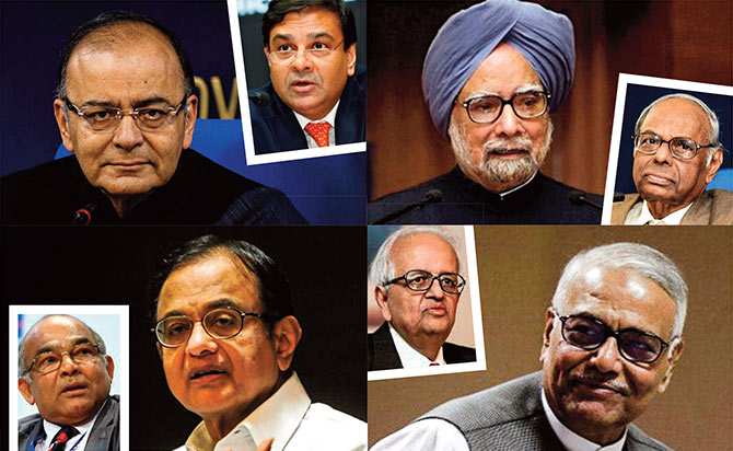 Former RBI governor Y V Reddy reveals what it was like to work under different bosses in the RBI and finance ministry