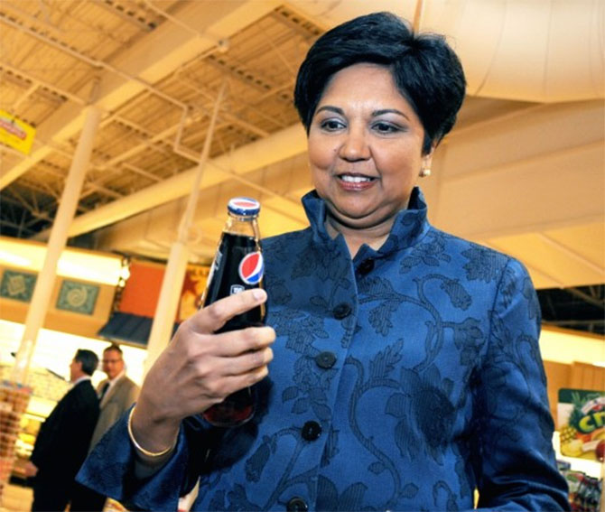 Nooyi rues lingering effects of demonetisation on PepsiCo business