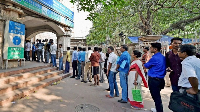 When will restrictions on cash withdrawal go?