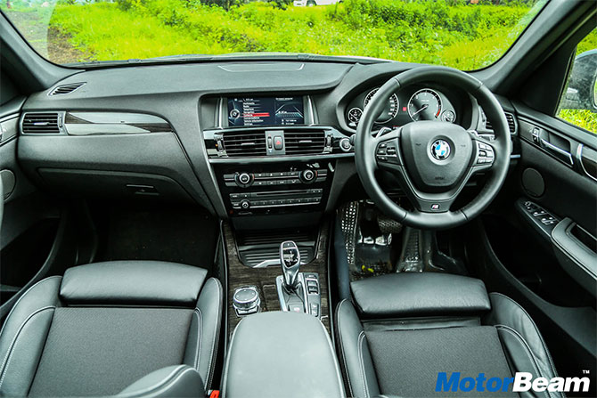 Bmw X3 Is Indeed The Ultimate Driving Machine Rediff Com Business