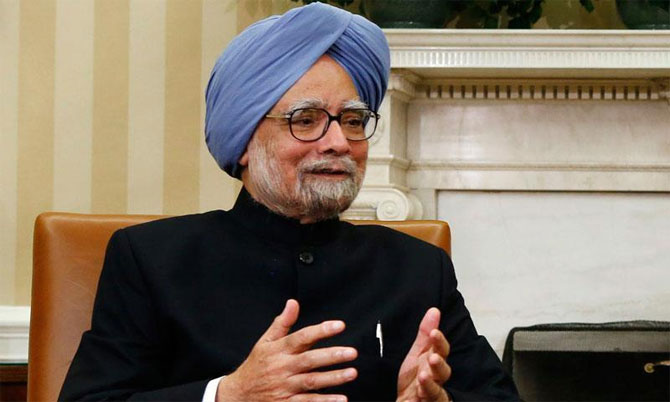 Manmohan slams Modi govt over the state of economy