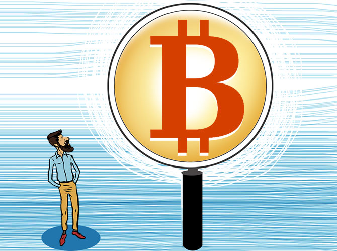 Bitcoin investors, exercise caution
