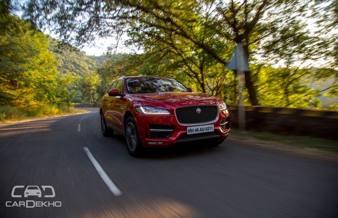 Jaguar F-Pace 30d R-Sport: First Drive Review