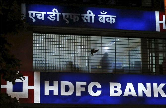 HDFC Bank joins the big boys in $100 bn m-cap club