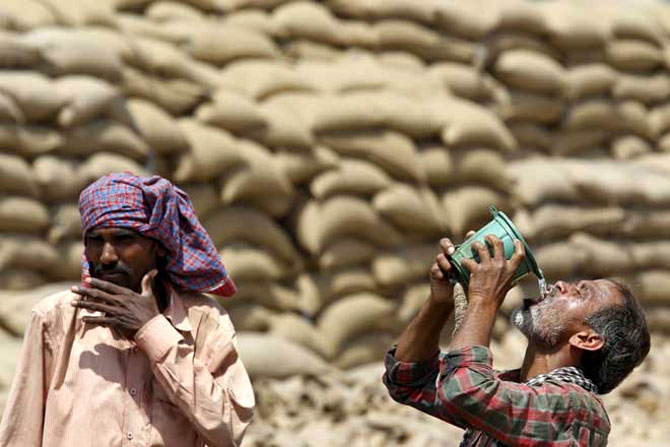 GDP to be lower at 6.5% in FY17; rebound likely next fiscal