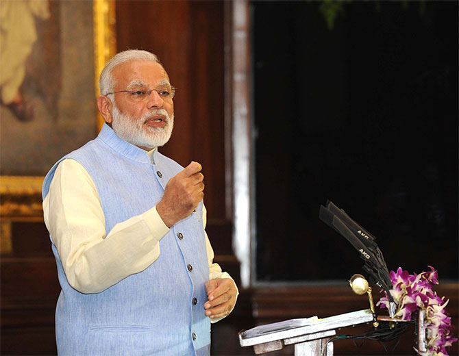 GST is a good and simple tax: PM's top quotes