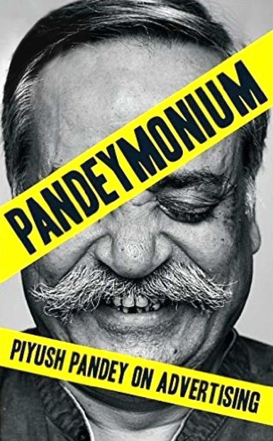 Piyush Pandey's book on advertising