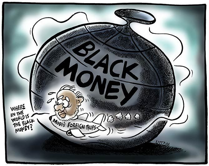 Rs 19,000 cr black money detected in ICIJ, HSBC cases