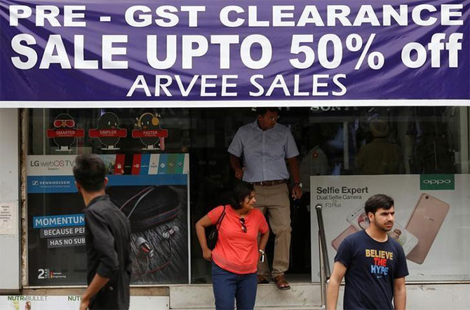 'Compliance hassles would be lower with GST'