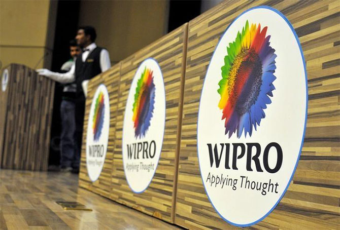 Wipro Q2 profit rises 6%, sees muted revenue growth in Q3