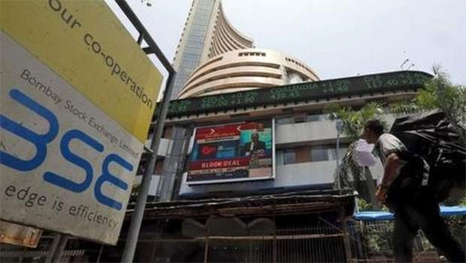 Sensex, Nifty rebound on hopes of FPI tax rollback