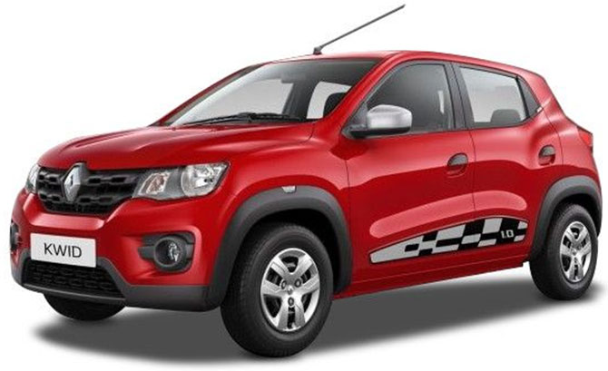 Renault sees more steam in Kwid despite volume blips