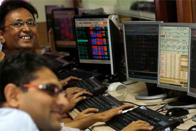Sensex, Nifty hit record highs as rally continues
