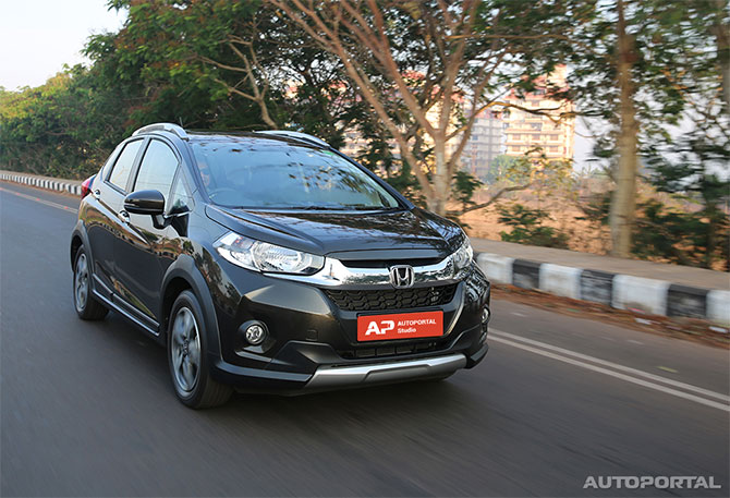 Honda WR-V: What does it offer?