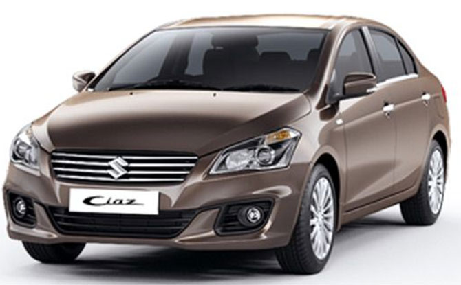 Starting April, Maruti will sell Ciaz from Nexa outlets