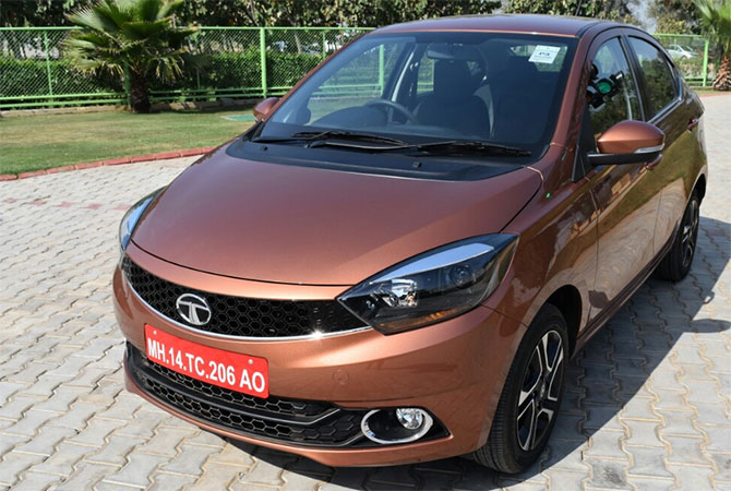 Move over Swift Dzire, Tata Tigor is here!