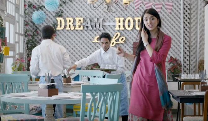 HDFC Life advertisement