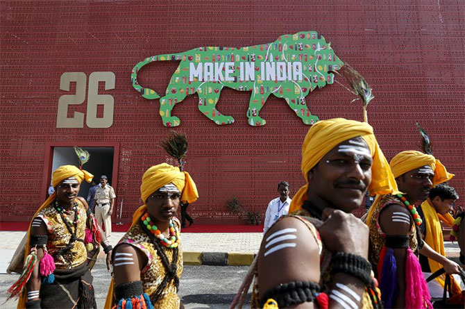 'Make in India will have to be worked on'