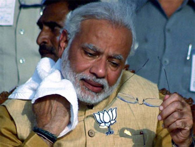 Modi @ 3: A report card