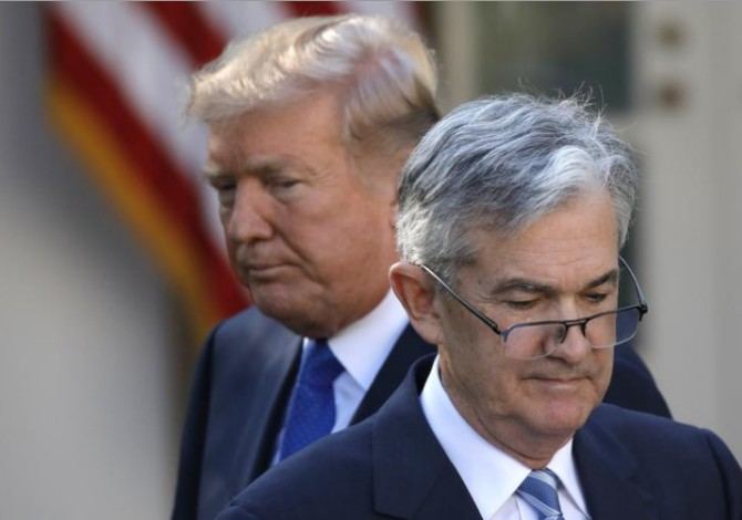 US Fed cuts interest rate to almost zero