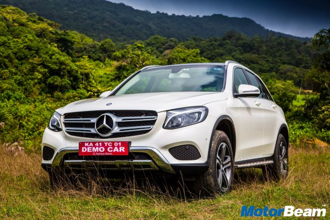 Mercedes GLC can give sleepless nights to its rivals