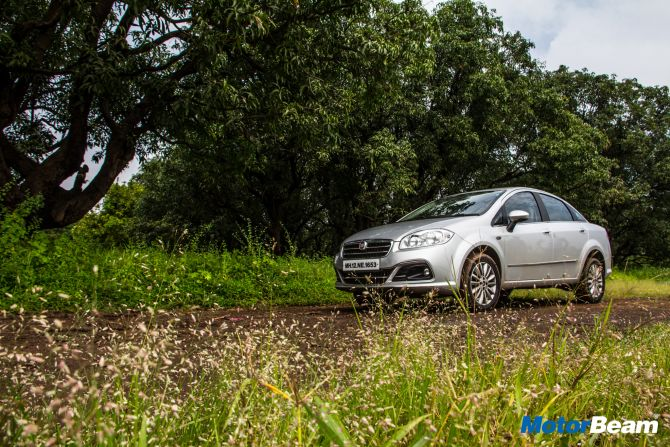 Fiat Linea 125S, a family car that's powerful  &  fast