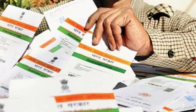 Aadhaar must for benefits to victims of terror, Naxals