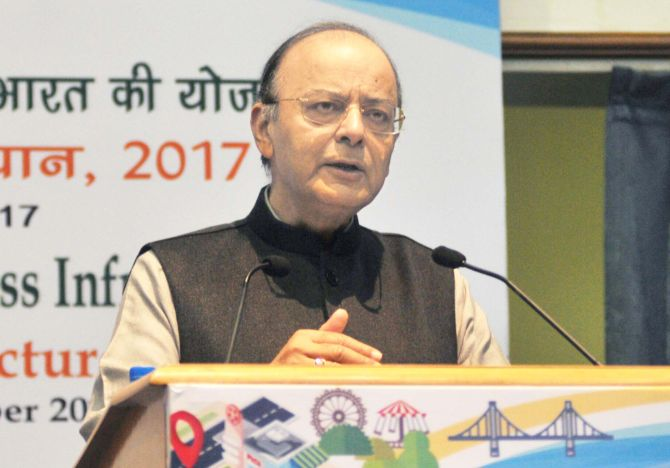 12%, 18% GST rates to be merged, says Jaitley