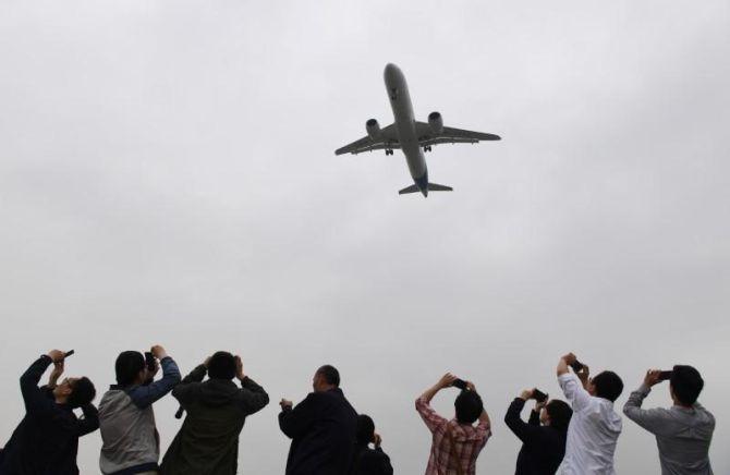 US prohibits flights over Iraq, Iran and the Gulf