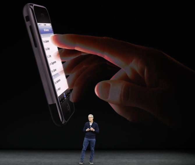 The big iPhone con