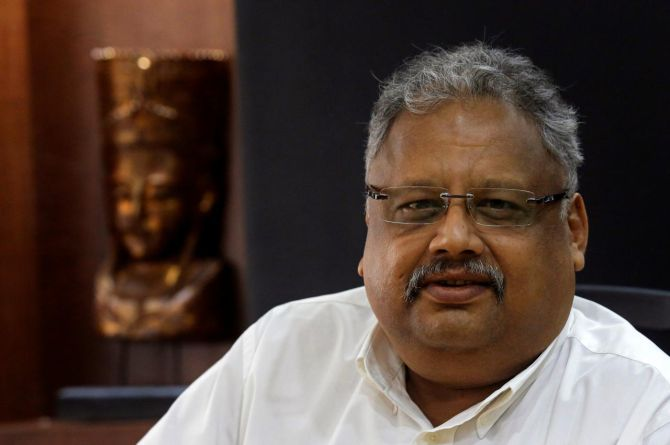 Rakesh Jhunjhunwala sees NDA government