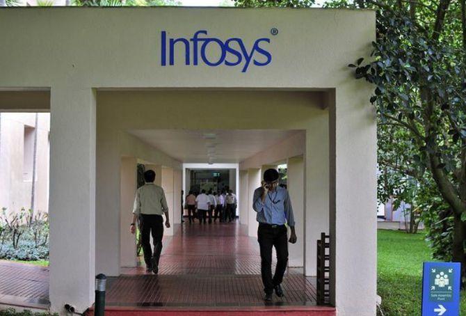 A two-year saga nearing closure at Infosys