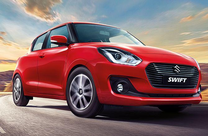 Maruti Suzuki Q4 Net up 10% to Rs 1,882 crore