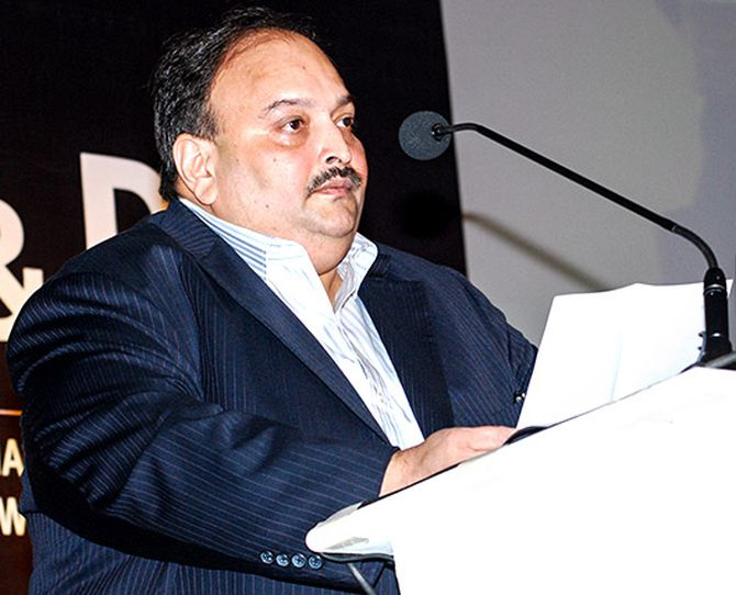 Mehul Choksi, Mallya in Rs 68,607cr loan writeoff list