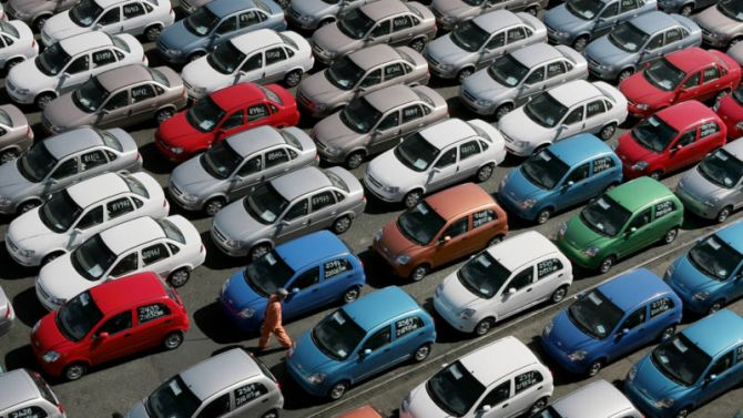 Auto retail sales down by 88.87% in May