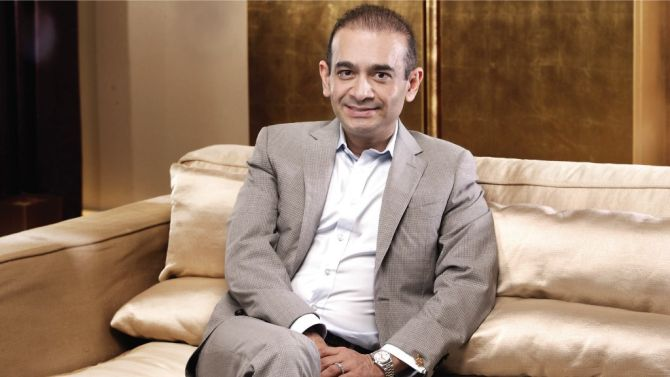 Swiss bank accounts of Nirav Modi, sister seized