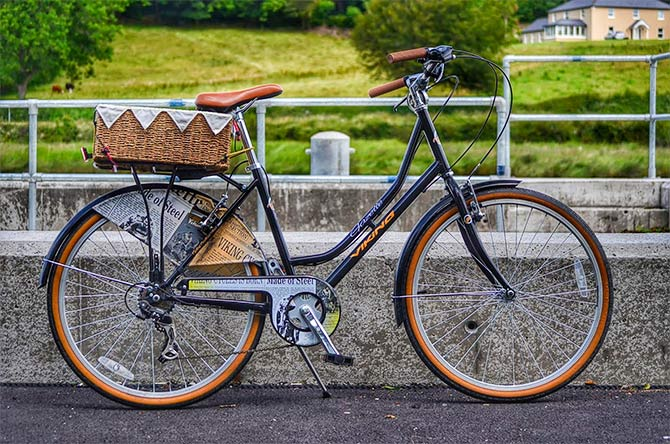 Viking Cycles. Photograph: Courtesy @vikingbikes/Twitter.