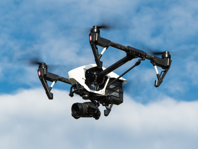 Despite Jammu attack India set to relax drone policy
