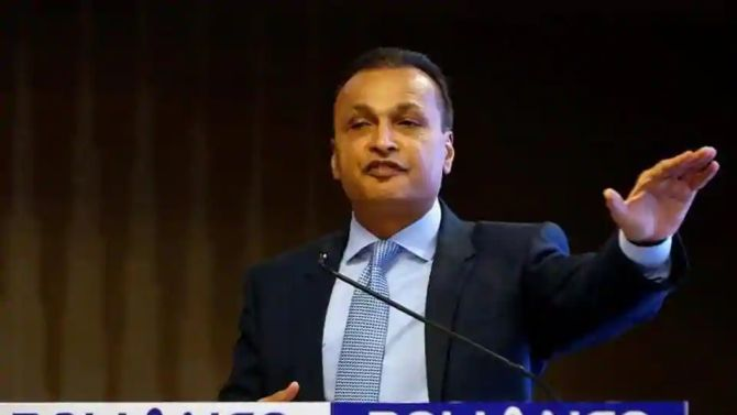 Contempt petitions against Anil Ambani dismissed